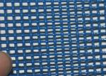 Blue16 Mesh Polyester Dryer Screen For Sulplate Pulp Packing , OEM ODM Service