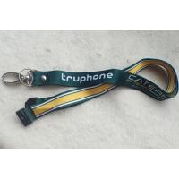 PP Material Promotional Printing Satin Lanyard With Custom Logo