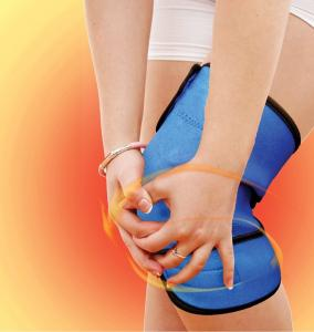 China Tourmaline Knee Wrap with Far-infrared anion on sale