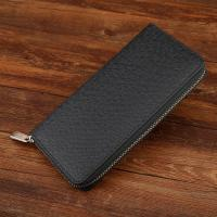 Multi Card Bits Genuine PU Black Leather Wallet Womens For Putting Iphone 6 Plus