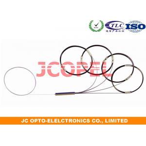 China 1X32 Fiber Optic Splitter / Bare Fiber PLC Splitter for Optic En - closure on sale
