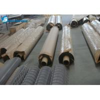 Metal Wire Mesh Cladding-Tec-Sieve Multi-Barrette Weave/Cable Mesh System