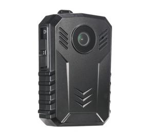 China Multifunction Body Worn Police Video Camera 135 G With Epaulet Clip on sale