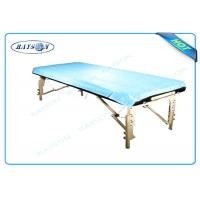 China Surgical Non Woven Bed Sheets Apply on Hospital Exam Tables or Stretchers on sale