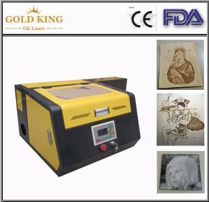 China GK-5040 High speed Desktop Laser engraver  on sale
