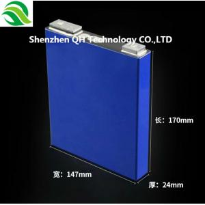 China Chinese Manufacturer High Energy Density 3.2V 60AH LiFePO4 Batteries Cell on sale