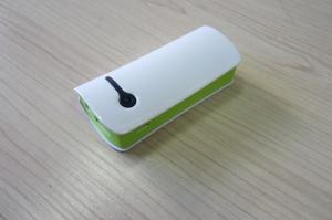 China High Capacity Smart Tube Emergency Mobile Battery Charger , Power Bank Battery on sale