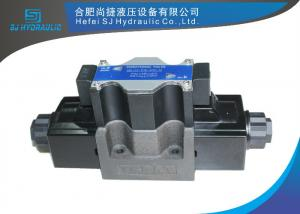 China Pilot Operated Directional Control Valve , Two Way Hydraulic Flow Control Valve  on sale