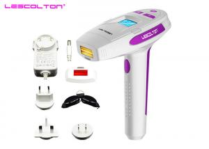 China Portable Home Laser Hair Removal Machine With 100000 Pulse Tender Skin on sale