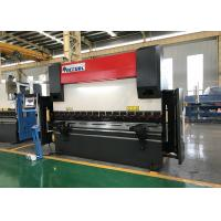 China High Speed 450 Ton CNC Press Brake Machine / Hydraulic Bending Press on sale