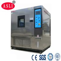China Programmable Calibration Thermal Cycling Chamber Temperature And Humidity Testing on sale
