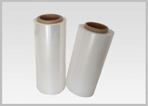 China Custom Glossy Flexible Pvc Film , Pvc Shrink Wrap Film For Toiletry Industries on sale