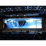 Pixel 1.25mm Indoor Led Video Wall , Light Weight Rental Led Stage Display