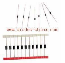 China General purpose rectifier diodes 1N5408 S3M BY550-1000 P600K P600M 6A10 10A8 10A10 on sale