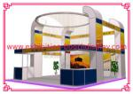 Cabina modular de la feria profesional para la exposición