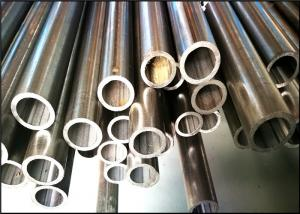 China Low Carbon Cold Drawn Seamless Steel Tube , 2.5mm Wall Thickness Small Steel Tube on sale