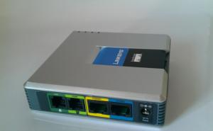 China Unlocked LINKSYS SPA3102 VOIP GATEWAY ROUTER 1FXO .1 FXS, Welcome Wholesale and Retail on sale