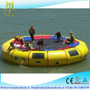 China Hansel terrfic inflatable mattress pool for rental buisness on sale