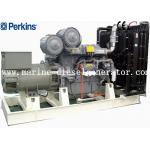 350KVA Perkins Diesel Generator , 280KW Open Type Generator For Backup Power