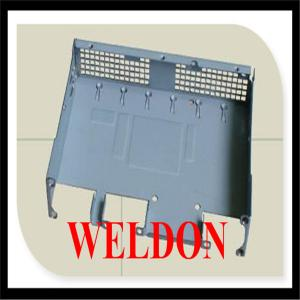 China Notching / Punching Stainless Steel custom metal fabrication for Heavy Equipment on sale