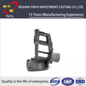 China ROHS Standard Nail Gun Parts By Carbon Steel Investment Casting Services on sale