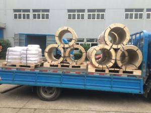 China Customized EPQ Wire Electrolysis Bright Surface 1.4301 1.4410 1.4401 Material on sale