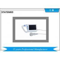 Palm Mini Ultrasound Machine , 7 Inch LCD Portable Ultrasound Scan Equipment