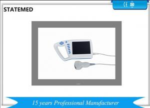 China Palm Mini Portable Ultrasound Scanner Machine , 7 Inch LCD Ultrasound Scan Equipment on sale
