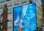 Full Color Outdoor Fixed LED Display, High Brightness Advertising Billboard 5500 Nits