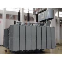 China Single-phase 3 Winding Oil Immersed Power Transformer 500kV , 50HZ / 60HZ on sale