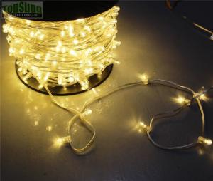 China 100m roll led light strings luces de navidad 666 lights outdoor led string light 12v on sale