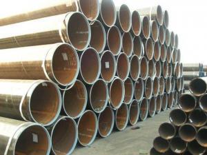 China LSAW (Longitudinally Submerged Arc Welding) Steel Tube on sale