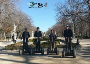 China Off Road Waterproof Two Wheel Electric Vehicle Self Balanced and Lion Battary Power on sale