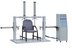 China LCD Display Armrest Strength Tester In Chair Testing Machine on sale