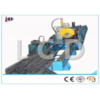 High Technology Welded Pipe Production Line 12 Ton Weight 440 Kw Main Motor