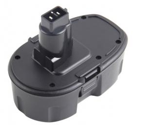 China NiCad Pod Style Replacement Power Tool Battery For Black Decker PS140 Fire Storm , 14.4 Volt 2.0Amp on sale