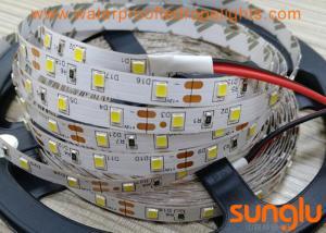 China Neutral White 12 Volt LED Flexible Light Strips For Channel Letter Lighting on sale