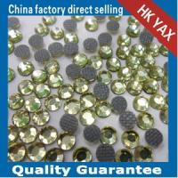 China china low lead hotfix rhinestone;good quality lead free crystal rhinestone;wholesale price lead free rhinestones on sale