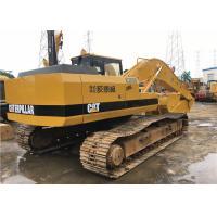 E200B Crawler Used Cat Excavator , Second Hand 20 Ton & 0.8m3 Bucket Caterpillar