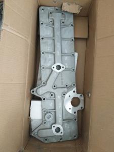komatsu D155 D355 bulldozer oil cooler bracket 6127-61-2113