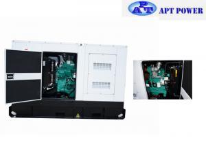 30kVA Land Use Cummins Diesel Generator Installed in Soundproof