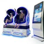 cápsula de espaço simuladores dos filmes do vr da tecnologia 9d a melhor de realidad 9d virtual com o tela táctil de 42 polegadas