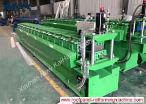 China C75 Stud And Track Roll Forming Machine For Roofing Buildings / GI Sheets on sale