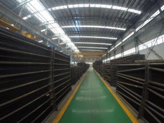 China Zhangjiagang HuaDong Boiler Co., Ltd. manufacturer
