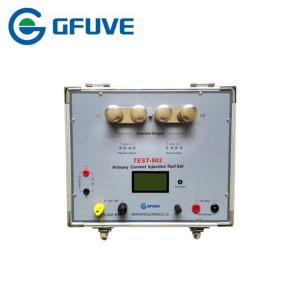 China 2000A Small Cart Primary Injection Test Equipment For Circuit Breakers on sale