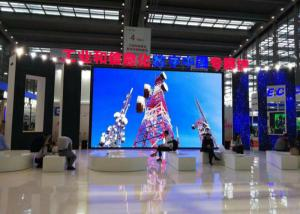 China Pixel Pitch 3.91mm Indoor Led Screen Hire , Led Display Panel Board Igh Resolution on sale