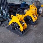 Durable Bearing Hydraulic Compactors For Excavators Hyundai R210 Excavator CE Certified