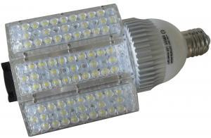 China 60W E40 High Power LED Street Light 60pcs * 1W Bridgelux LED IP64 on sale