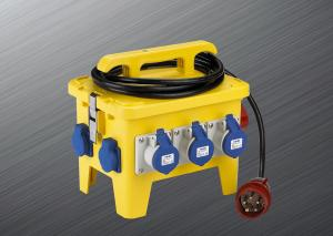 China 12 Poles MP12 Custom Power Distribution MCB / RCD Overcurrent Protection on sale