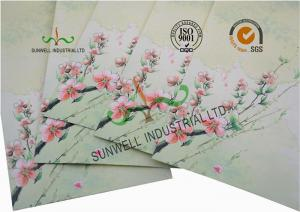 China OEM Custom Offering Printed Envelopes , Personalized Envelopes For Businesses on sale